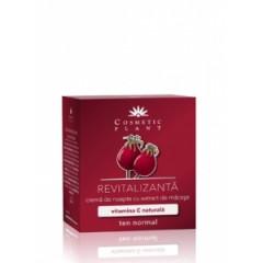 Crema de noapte cu macese 50 gr Cosmetic Plant
