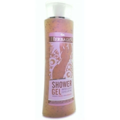 Gel de dus exfoliant anticelulitic cu strugure 250ml Herbagen