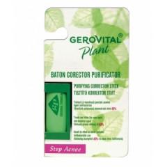 Baton corector purificator 5g Gerovital Plant Stop Acnee