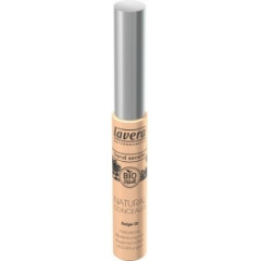 Corector anticearcan BIO Beige 03 cu ulei de argan si cocos 6.5ml Lavera