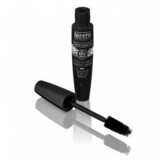 Rimel BIO Negru Trend Sensitiv pentru volum intens. Imbogatit cu ulei de argan si ulei de jojoba organic 13 ml Lavera
