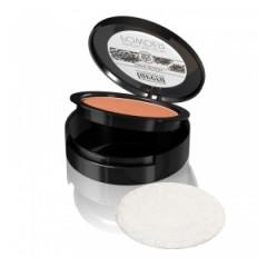 Pudra minerala bio Sun Glow bronzanta pe baza de ulei de argan si unt de shea. Nuanta Sunlight 6.1gr Lavera