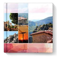 Fotocarte Acuarele | Format Patrat