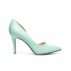 Pantofi Olga Albastri
