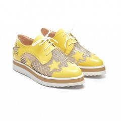 Pantofi Casual Midol Galbeni