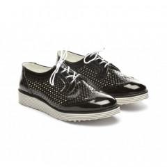 Pantofi Casual Hold Negri