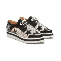 Pantofi Casual Gardo Negri