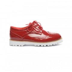 Pantofi Casual Robo Rosii