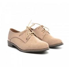 Pantofi Casual Adonia Khaki