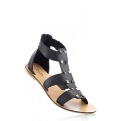 Sandale din piele bonprix