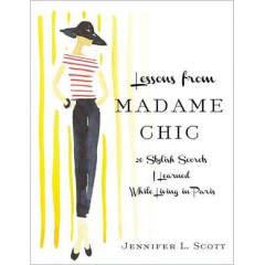 Carte de moda Lessons from Madame Chic