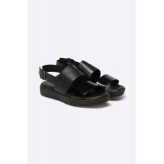Sandale din piele natural cu platforma din colectia Vagabond