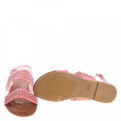 Sandale joase roz