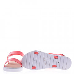 Sandale joase rosii