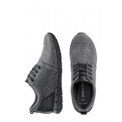 Pantofi sport gri Marco Tozzi