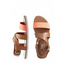 Sandale joase colorate