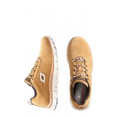 Pantofi sport din piele intoarsa Skechers