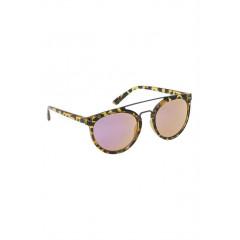 Ochelari de soare cu lentila roz fumurie