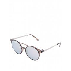 Ochelari de soare cu lentile gri si rame subtiri