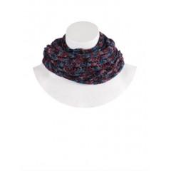 Fular tricotat multicolor OVS