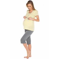 Pijamale trei sferturi pentru gravide