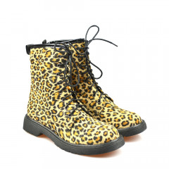 Ghete dama leopard
