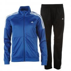 Trening Adidas albastru cu negru