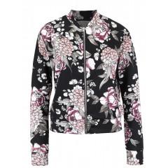 Jacheta bomber Miss Selfridge cu imprimeu floral