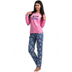 Pijamale lungi colorate