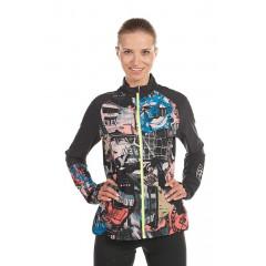 Jacheta de alergat cu model Reebok