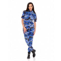 Trening army albastru