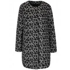 Palton Dorothy Perkins cu model leopard