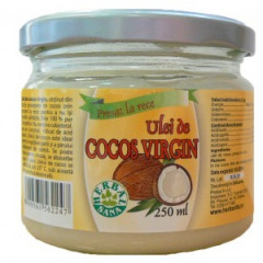 Ulei de cocos virgin