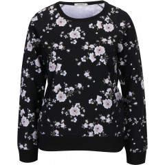 Bluza din bumbac cu imprimeu floral de firma