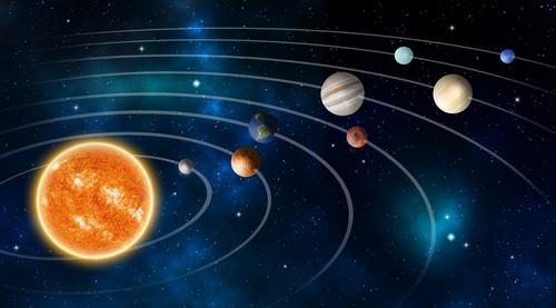 A cata planeta de la Soare este Terra?