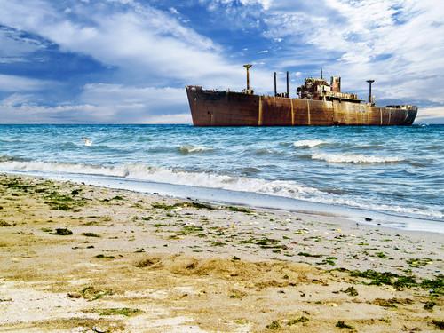 Epava navei de la Costinesti se numeste Evangelia.