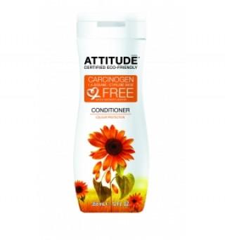 Balsam pentru protectie par colorat 355 ml Attitude