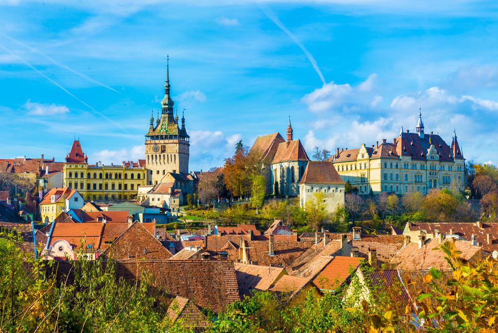 Destinatii Romania