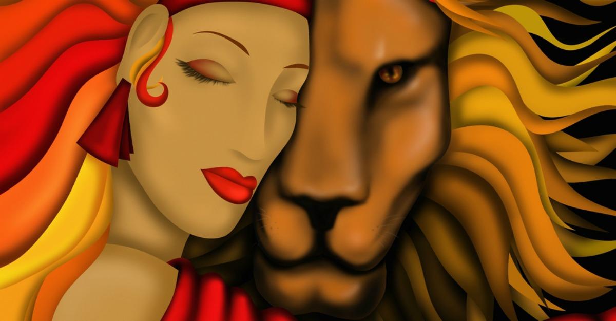 care este vederea unui leu